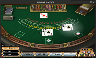 Betonline Blackjack